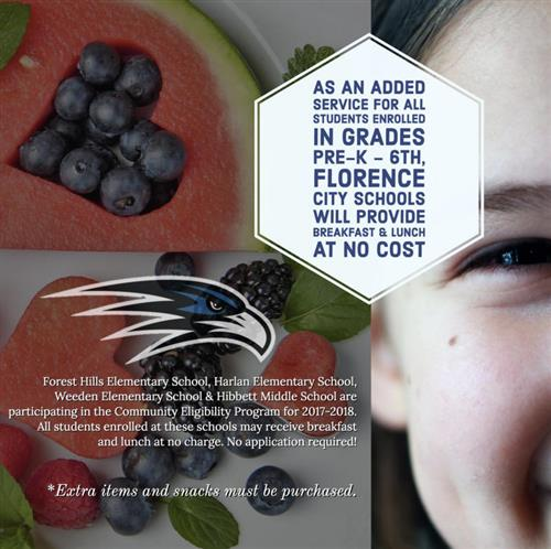 Child Nutrition / Free and Reduced Meals Information