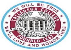 Talladega College logo